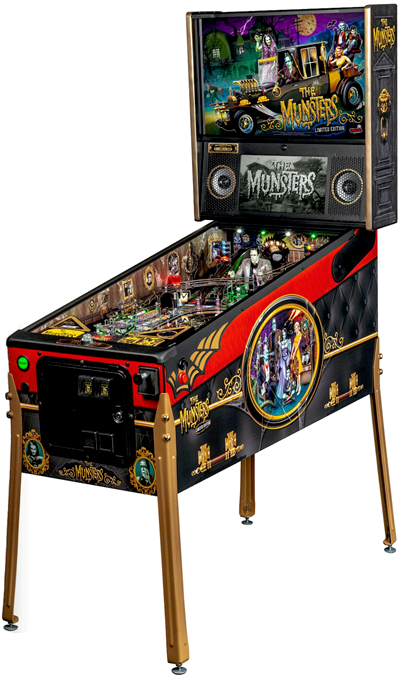 The Munsters Pinball LE
