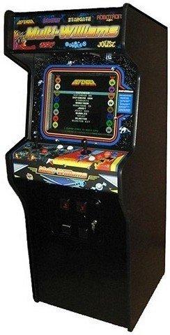 Multi-Williams Arcade Game