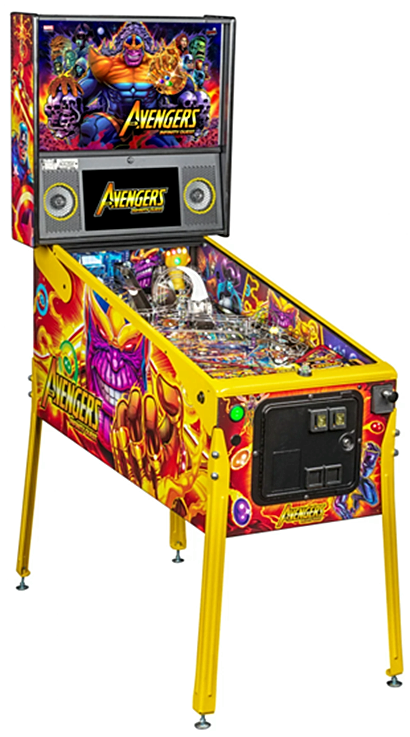 Avengers: Infinity Quest Limited Edition