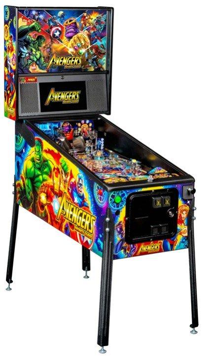 Avengers: Infinity Quest PRO Pinball
