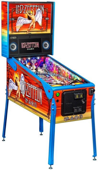 Led Zeppelin Pinball Limited Edition