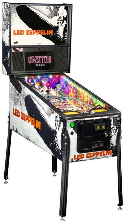 Led Zeppelin Pinball Premium